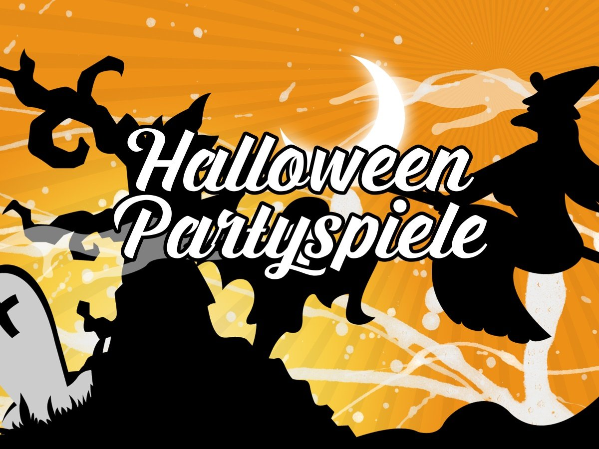 Halloween Partytipps und Partyspiele Halloween Party
